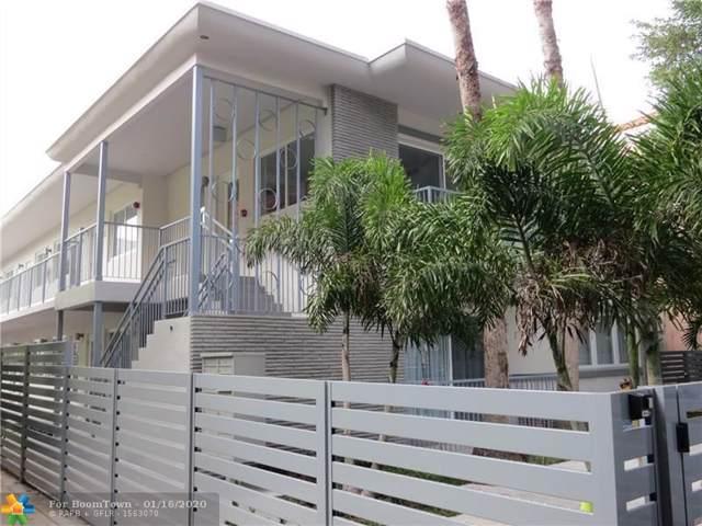 740 Meridian Ave #16, Miami Beach, FL 33139 (MLS #F10211982) :: Green Realty Properties