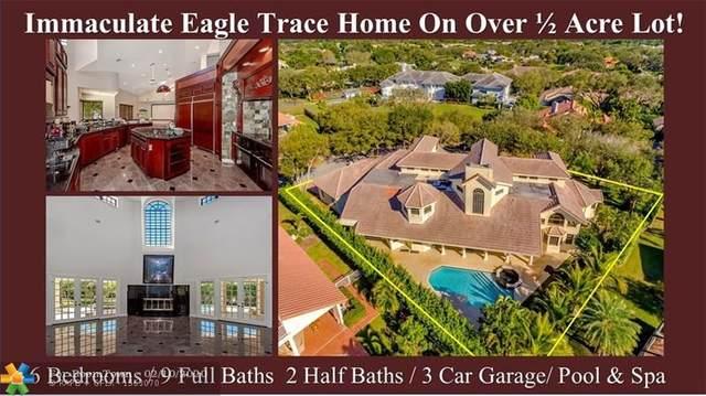 1860 Merion Ln, Coral Springs, FL 33071 (MLS #F10212040) :: Green Realty Properties