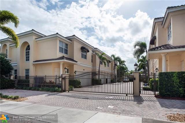1516 NE 7th St, Fort Lauderdale, FL 33304 (MLS #F10212047) :: Green Realty Properties