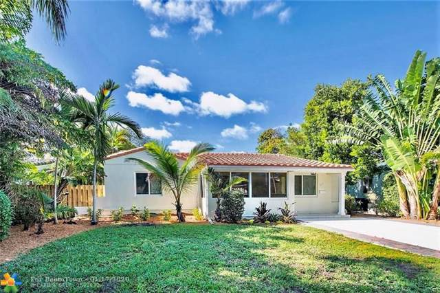 507 NE 10TH AVE, Fort Lauderdale, FL 33301 (MLS #F10212095) :: Best Florida Houses of RE/MAX