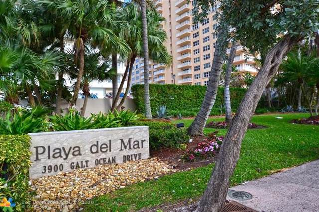 3900 Galt Ocean Dr #316, Fort Lauderdale, FL 33308 (MLS #F10212098) :: Best Florida Houses of RE/MAX