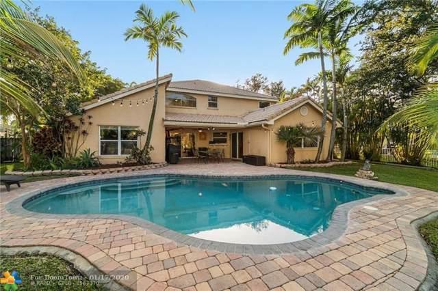 885 SW 174th Ter, Pembroke Pines, FL 33029 (MLS #F10212111) :: Castelli Real Estate Services