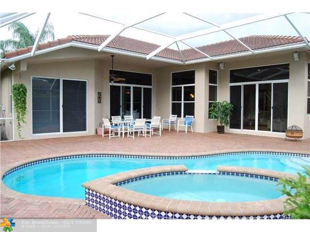 1658 Victoria Pointe Ln, Weston, FL 33327 (MLS #F10212125) :: Green Realty Properties