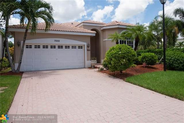 7685 NW 71st Ter, Parkland, FL 33067 (MLS #F10212129) :: Green Realty Properties