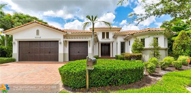 10045 Bay Leaf Ct, Parkland, FL 33076 (MLS #F10212190) :: The Paiz Group