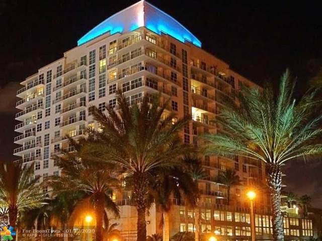 1819 SE 17th St #1004, Fort Lauderdale, FL 33316 (MLS #F10212210) :: Castelli Real Estate Services