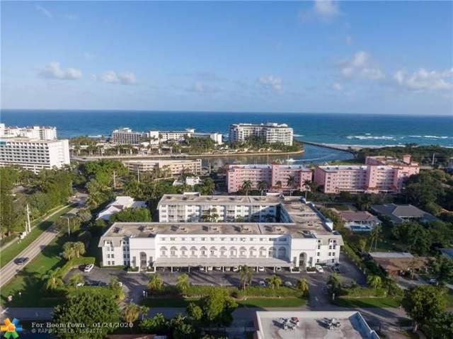 800 E Camino Real #4020, Boca Raton, FL 33432 (#F10212212) :: Dalton Wade