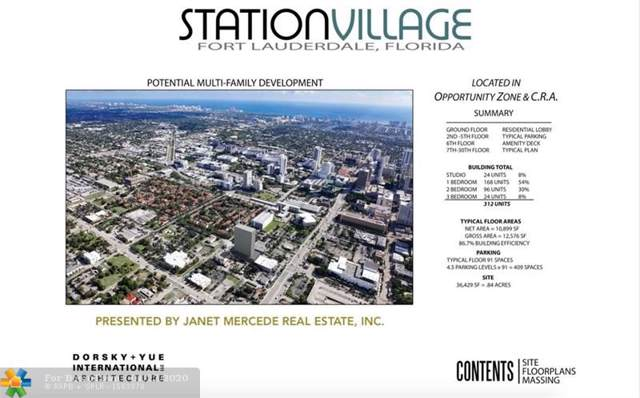 199 NW 5th Ave, Fort Lauderdale, FL 33311 (MLS #F10212216) :: Green Realty Properties