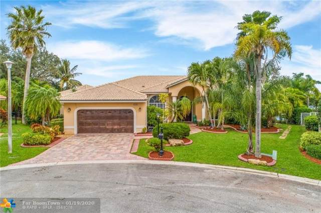 6180 NW 99th Way, Parkland, FL 33076 (MLS #F10212228) :: The Paiz Group