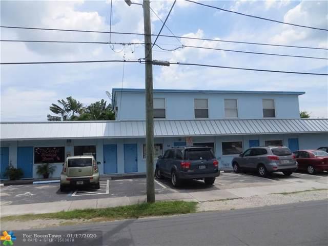 24 NE 1ST AV #202, Dania Beach, FL 33004 (MLS #F10212231) :: Castelli Real Estate Services