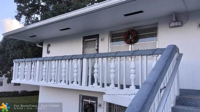 61 Lyndhurst C #61, Deerfield Beach, FL 33442 (MLS #F10212236) :: Castelli Real Estate Services