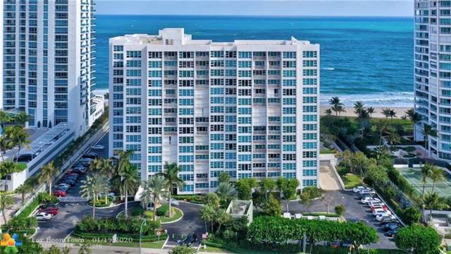 1620 S Ocean Blvd 4E, Lauderdale By The Sea, FL 33062 (MLS #F10212247) :: The Howland Group