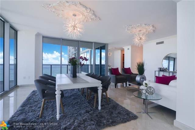3101 S Ocean Dr #2201, Hollywood, FL 33019 (MLS #F10212270) :: The O'Flaherty Team