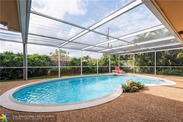 5721 NE 20th Ave, Fort Lauderdale, FL 33308 (MLS #F10212325) :: Berkshire Hathaway HomeServices EWM Realty