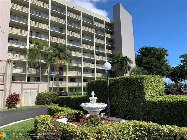 2205 S Cypress Bend Dr #408, Pompano Beach, FL 33069 (#F10212356) :: Adache Real Estate LLC