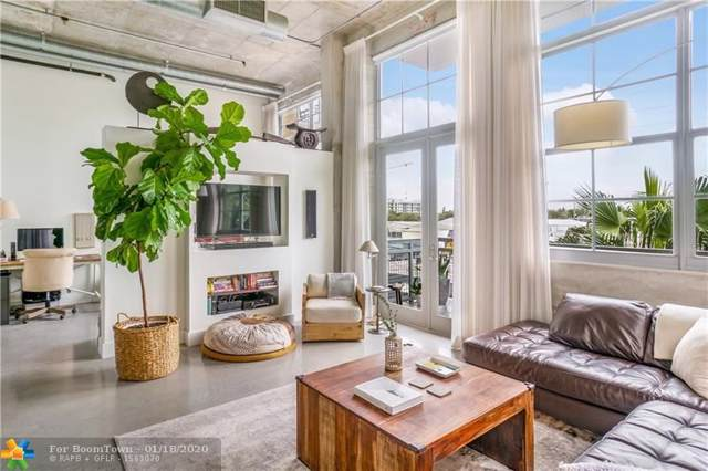 444 NW 1st Ave #305, Fort Lauderdale, FL 33301 (MLS #F10212357) :: Castelli Real Estate Services
