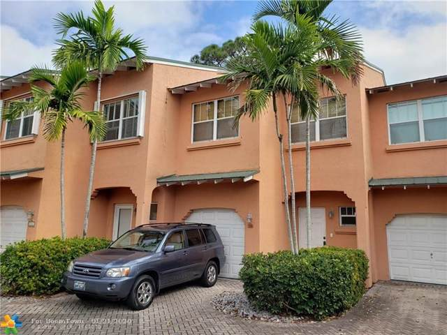 724 SE 14th Ct #724, Fort Lauderdale, FL 33316 (MLS #F10212374) :: Castelli Real Estate Services