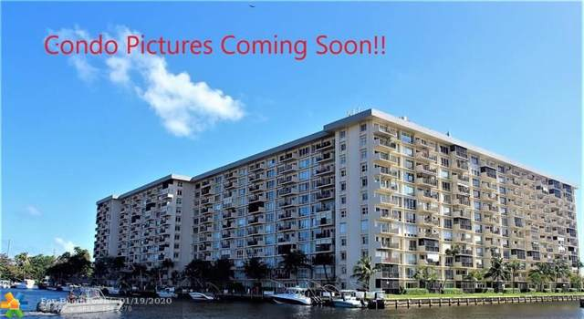 801 S Federal Hwy #308, Pompano Beach, FL 33062 (MLS #F10212385) :: Castelli Real Estate Services