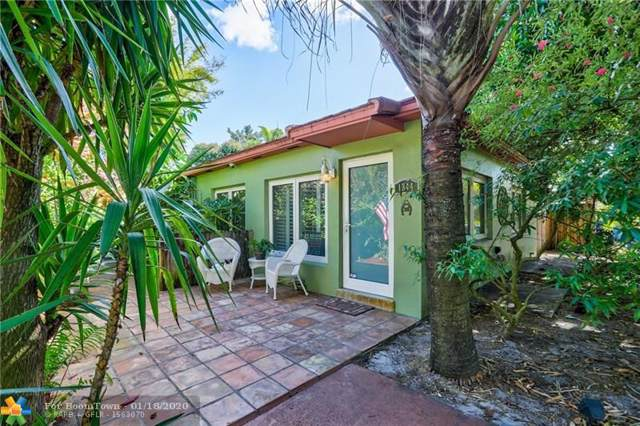 1344 NW 7th Ave, Fort Lauderdale, FL 33311 (MLS #F10212406) :: Green Realty Properties