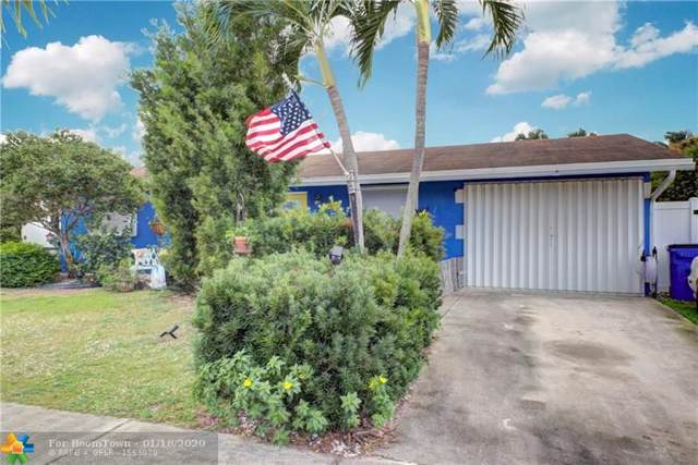 741 NW 65th Ave, Margate, FL 33063 (MLS #F10212422) :: Laurie Finkelstein Reader Team