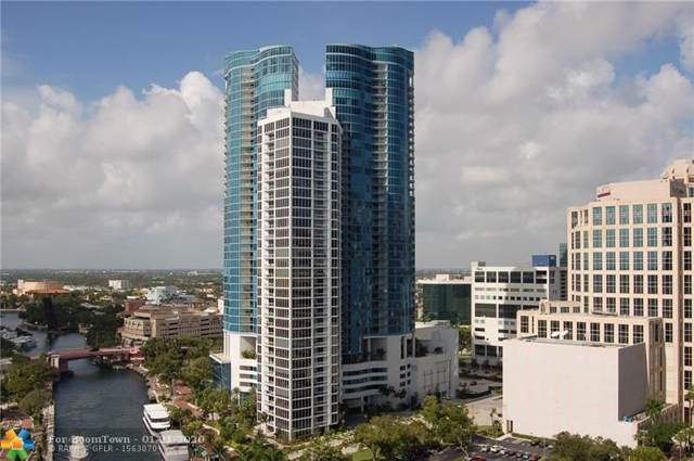 333 Las Olas Way #3006, Fort Lauderdale, FL 33301 (MLS #F10212429) :: Castelli Real Estate Services