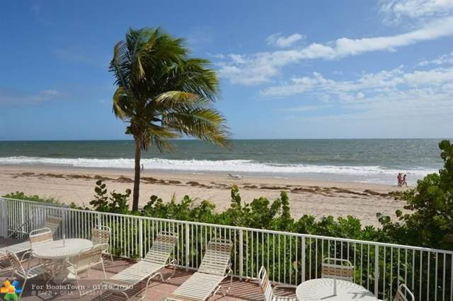 4250 Galt Ocean Dr 3J, Fort Lauderdale, FL 33308 (MLS #F10212448) :: Laurie Finkelstein Reader Team