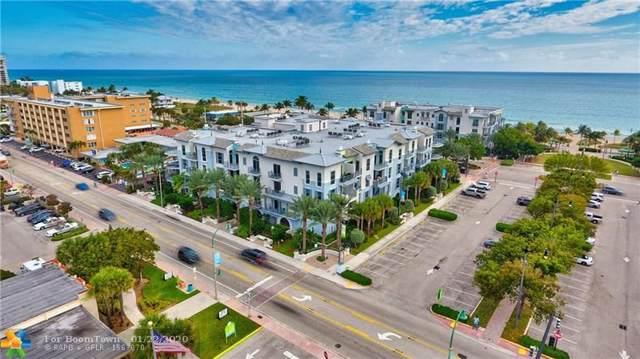 4511 El Mar Drive #311, Lauderdale By The Sea, FL 33308 (MLS #F10212493) :: The O'Flaherty Team