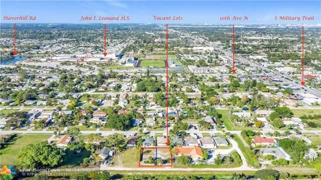 o Springfield St, Lake Worth, FL 33463 (MLS #F10212511) :: Berkshire Hathaway HomeServices EWM Realty