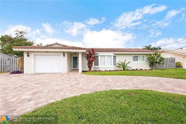 2401 NE 45th St, Lighthouse Point, FL 33064 (#F10212522) :: Adache Real Estate LLC