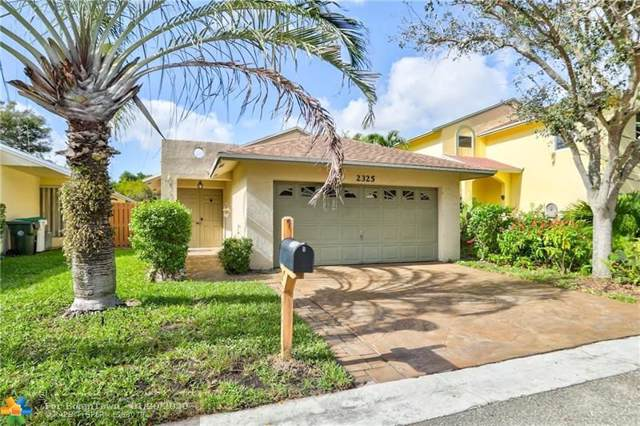 2325 NW 33rd Ter, Coconut Creek, FL 33066 (MLS #F10212556) :: Castelli Real Estate Services