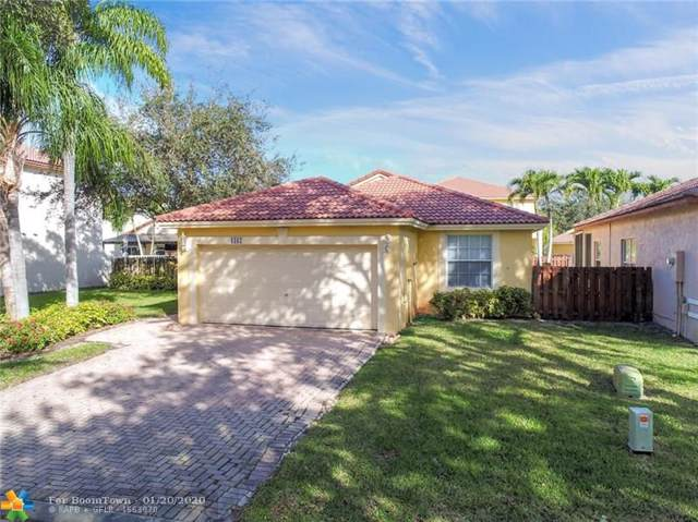 6167 NW 40th St, Coral Springs, FL 33067 (MLS #F10212565) :: GK Realty Group LLC
