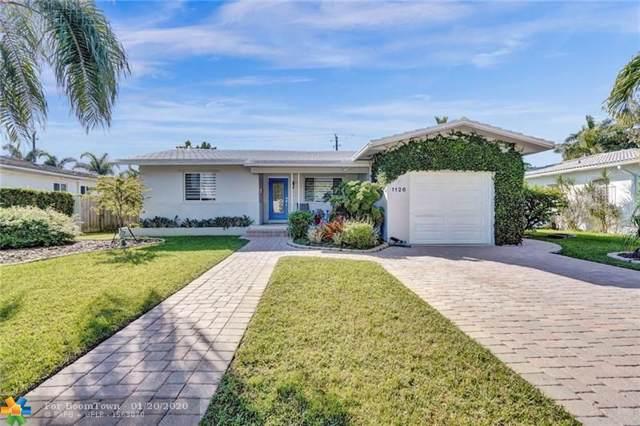 1126 Adams St, Hollywood, FL 33019 (MLS #F10212566) :: Green Realty Properties