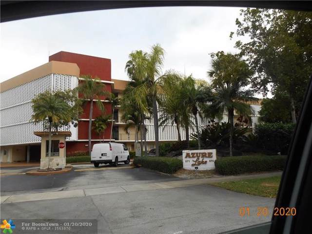879 NE 195th St #328, Miami, FL 33179 (MLS #F10212589) :: United Realty Group