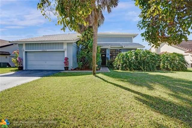 1201 NW 95th Ave, Plantation, FL 33322 (MLS #F10212607) :: Berkshire Hathaway HomeServices EWM Realty