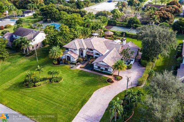 6312 NW 75th Way, Parkland, FL 33067 (MLS #F10212608) :: Green Realty Properties