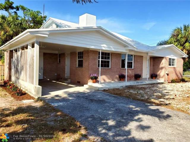 501 NW 40th Ct, Oakland Park, FL 33309 (MLS #F10212630) :: Castelli Real Estate Services