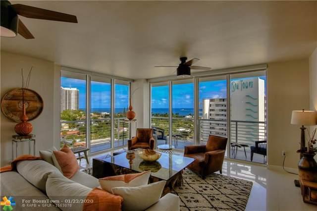 2831 N Ocean Blvd #903, Fort Lauderdale, FL 33308 (MLS #F10212633) :: The O'Flaherty Team