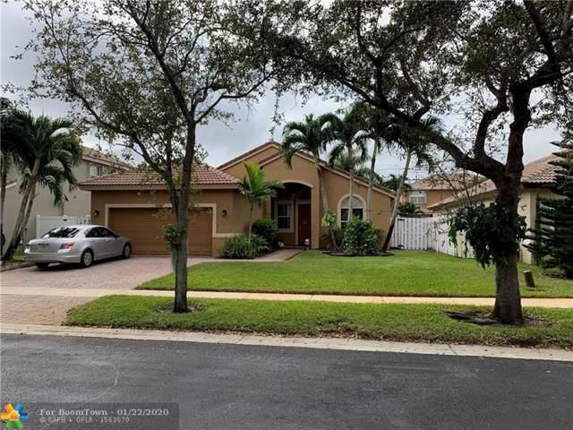 19116 SW 25th Ct, Miramar, FL 33029 (MLS #F10212639) :: Green Realty Properties