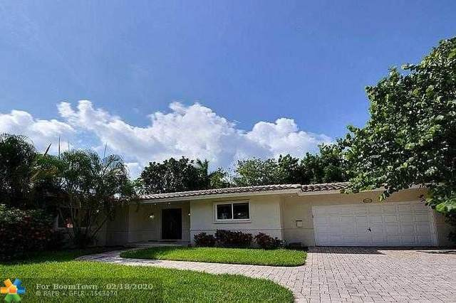 2724 NE 22ND ST, Fort Lauderdale, FL 33305 (MLS #F10212657) :: Berkshire Hathaway HomeServices EWM Realty