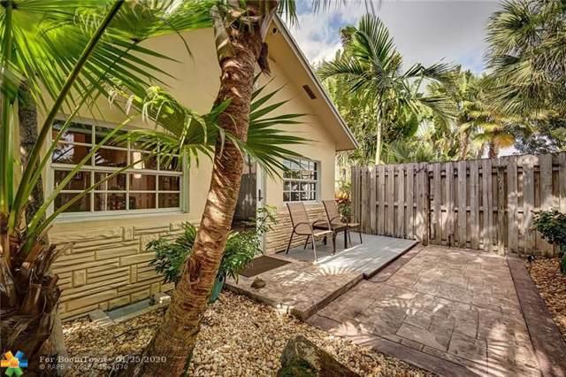 1647 NE 12th Ter #19, Fort Lauderdale, FL 33305 (#F10212661) :: Dalton Wade