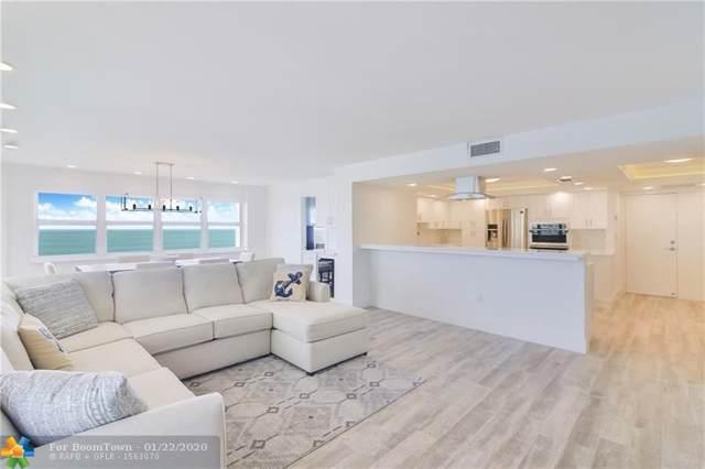 3400 Galt Ocean Dr 1701S, Fort Lauderdale, FL 33308 (MLS #F10212686) :: Berkshire Hathaway HomeServices EWM Realty