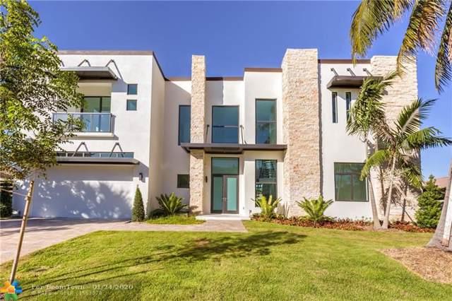 2817 NE 35 Street, Fort Lauderdale, FL 33316 (MLS #F10212699) :: Green Realty Properties