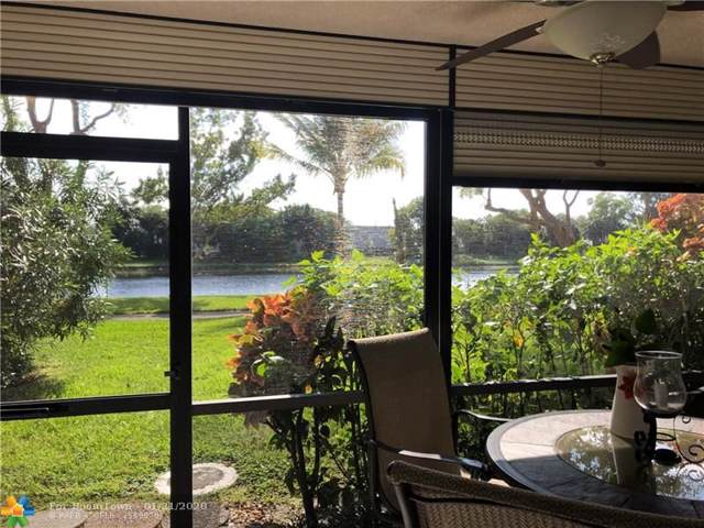 2206 S Cypress Bend Dr #105, Pompano Beach, FL 33069 (#F10212723) :: Adache Real Estate LLC