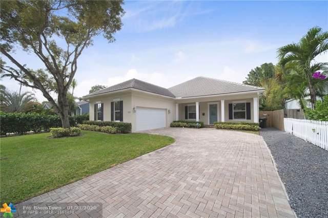 517 NE 11th Ave, Fort Lauderdale, FL 33301 (#F10212760) :: Dalton Wade