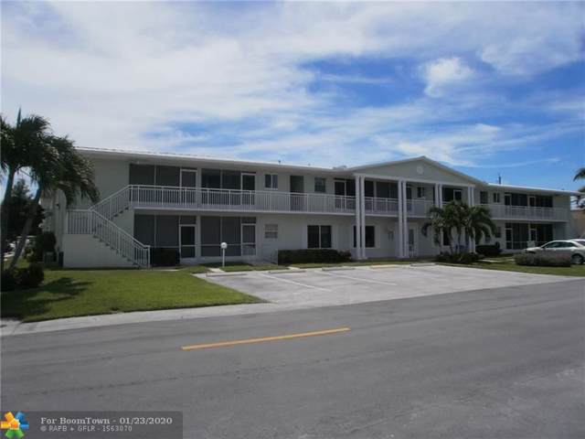 2100 NE 38th St #124, Lighthouse Point, FL 33064 (MLS #F10212785) :: GK Realty Group LLC