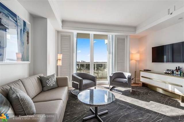 1 N Fort Lauderdale Beach Blvd #1713, Fort Lauderdale, FL 33304 (MLS #F10212799) :: The O'Flaherty Team