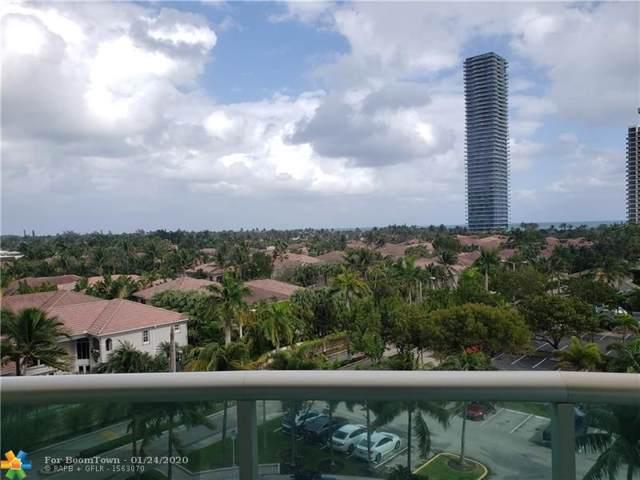 19380 Collins Ave #618, Sunny Isles Beach, FL 33160 (MLS #F10212802) :: Miami Villa Group