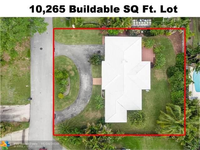 2408 NE 27th Ave, Fort Lauderdale, FL 33305 (MLS #F10212817) :: GK Realty Group LLC