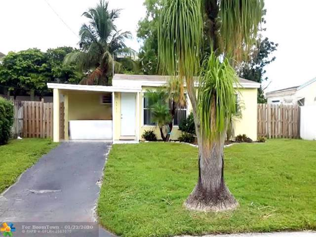 5753 NW 27th St, Margate, FL 33063 (MLS #F10212822) :: Castelli Real Estate Services