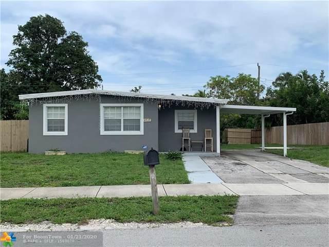 4720 NE 14th Ave, Pompano Beach, FL 33064 (#F10212845) :: Adache Real Estate LLC